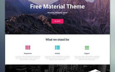 wordpress free template, free template download, website template, website template free download, bijoyit.com